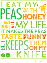 peas honey 2