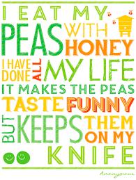 peas honey 2